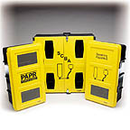 Respirator Wall Mount Cases