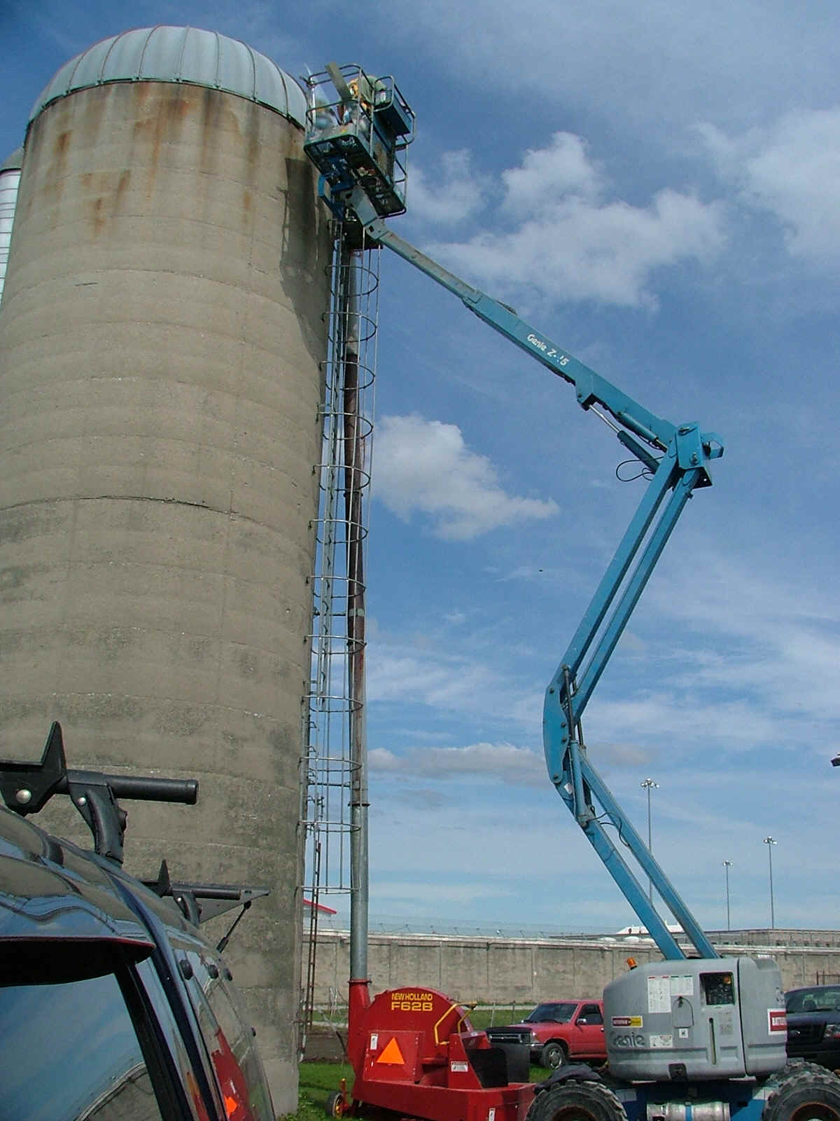 D C I S Inc Service 3 Installations Fall Protection
